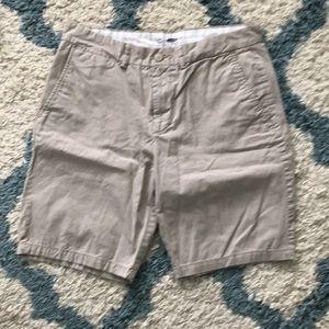 Old Navy Slim Flat Front Short